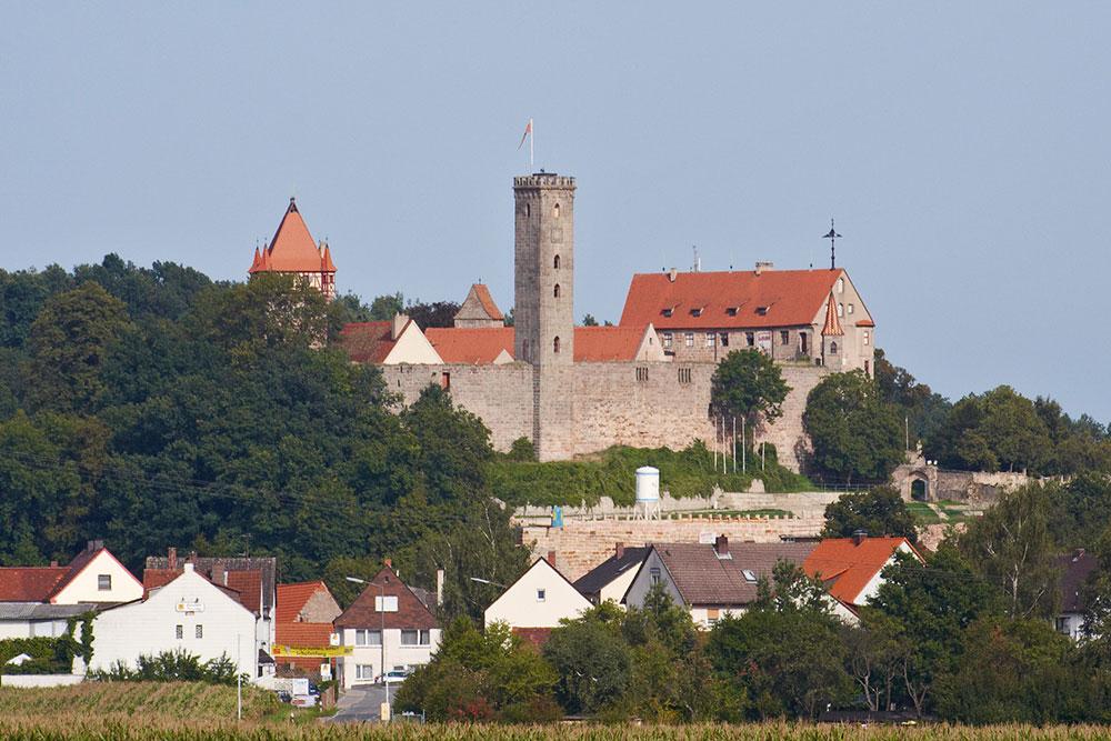Burg Abendberg | Bild: Wikipedia | Copyright: jailbird