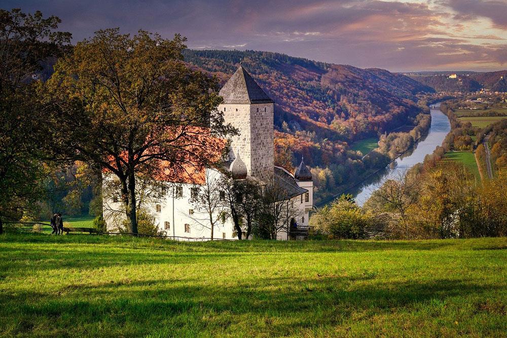 Altmühltal Burg Prunn | Bild: Pixabay | Copyright: Albrecht Fietz