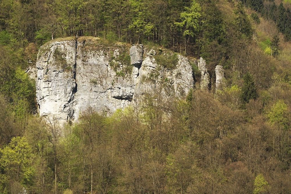 Fränkische Schweiz Fels | Bild: Pixabay | Copyright: Wolfgang Eckert