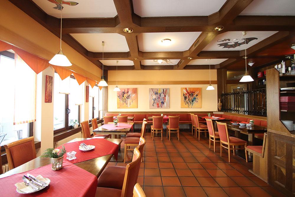 Restaurant at Hembacher Hof