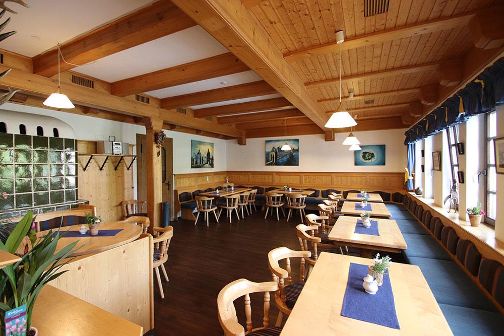 Prager Stube im Restaurant des Hembacher Hofs