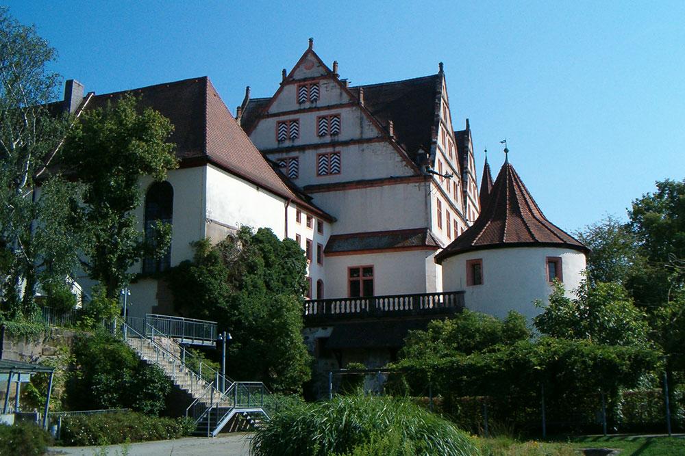 Roth Schloss Ratibor | Bild: Wikipedia | Copyright: GZoST