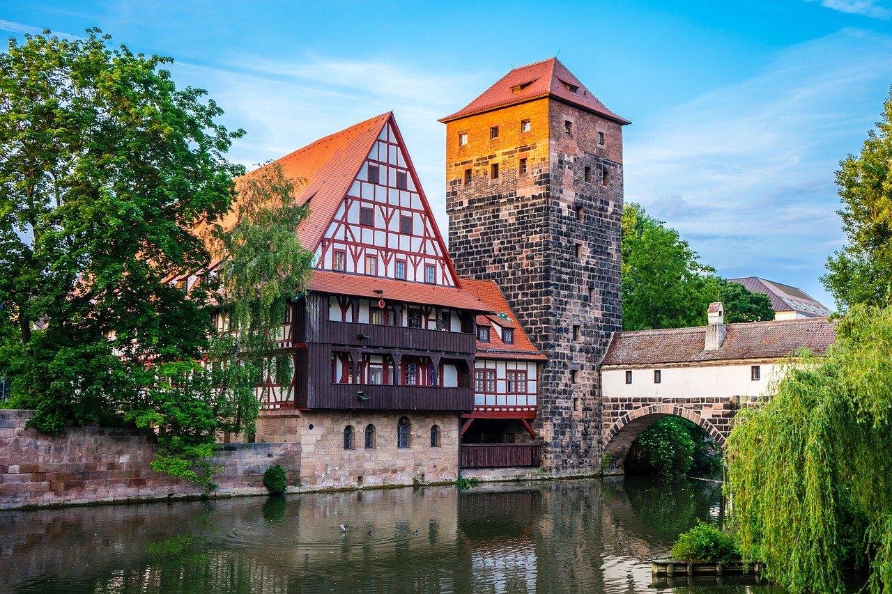 Nürnberg | Bild von Leonhard Niederwimmer auf Pixabay